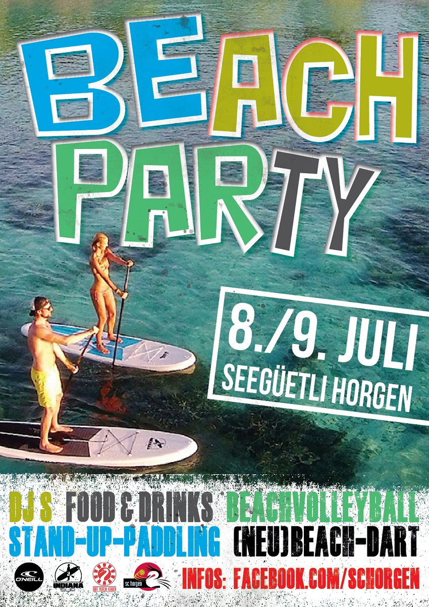 Beachparty 2016 1
